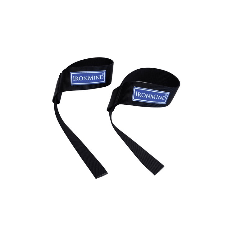 Black & Fourth Lifting Straps