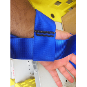 How to use Blue Twos Lifting Straps