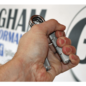 How to use Gillingham hand gripper