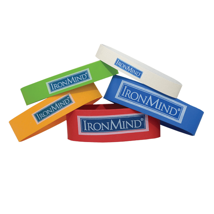 Keep your hands healthy - Set of Handbands by IronMind