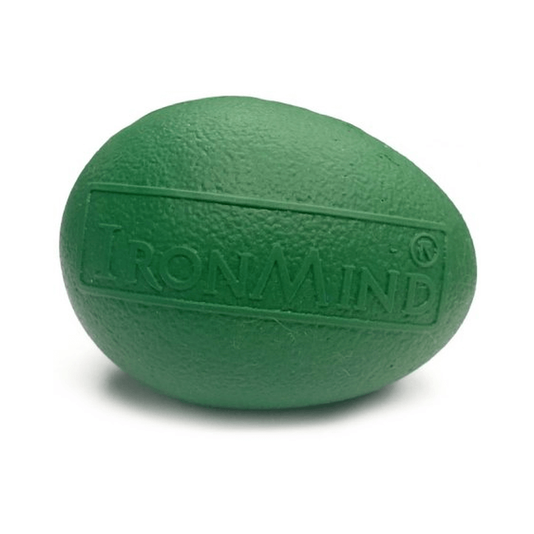 Polymer egg - Ironmind Egg - Green