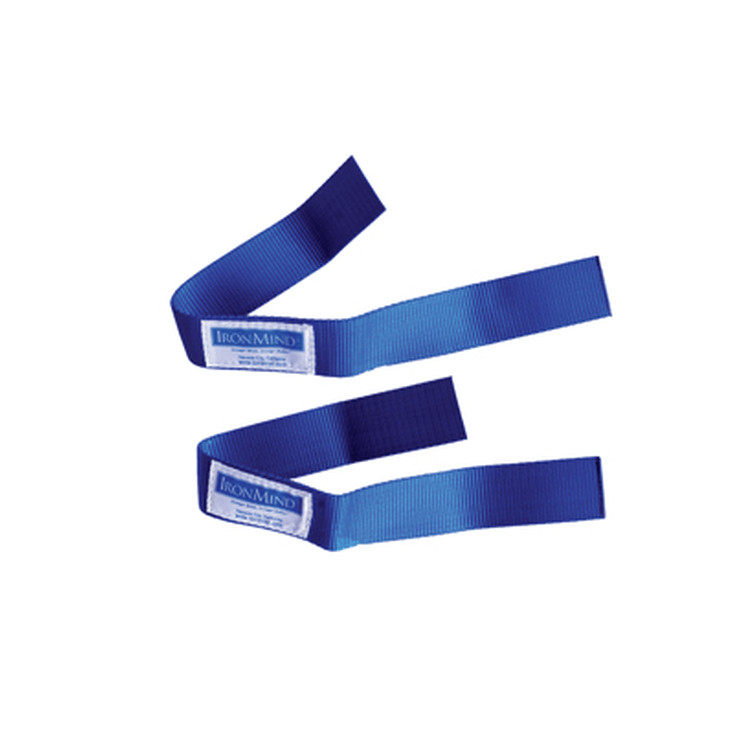 Short & Sweet Lifting Straps - Ideal for Classic style of Olympic weightlifting