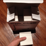 Excellent, cheapest gym chalk – GSC – magnesium carbonate