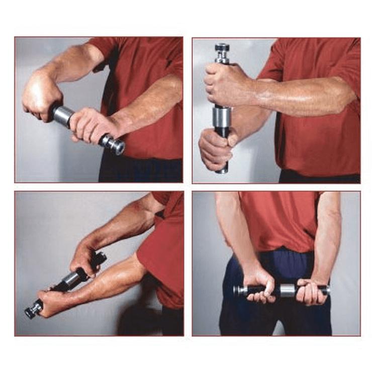 How to use Sidewinder - Adjustable wrist roller