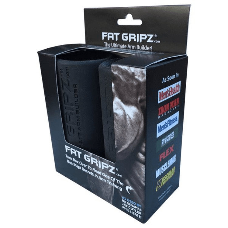 Packed - Fat Gripz - The Ultimate Arm Builder - Black Ops Limited Edition
