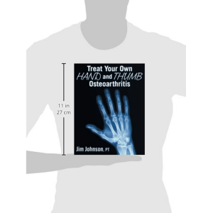 Treat Your Own Hand and Thumb Oteoarthritis - Book size