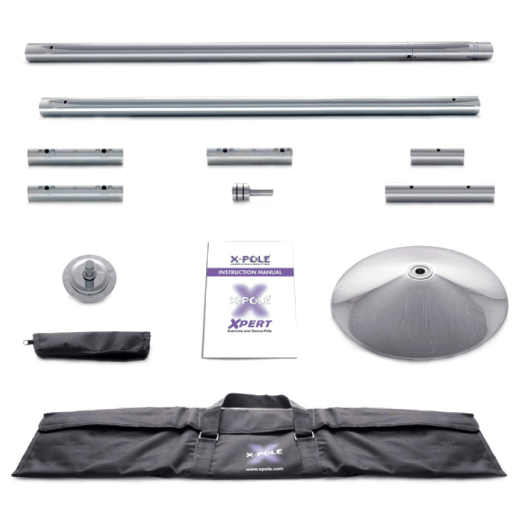 Set up - X-Pert 45mm Chrome X-Pole