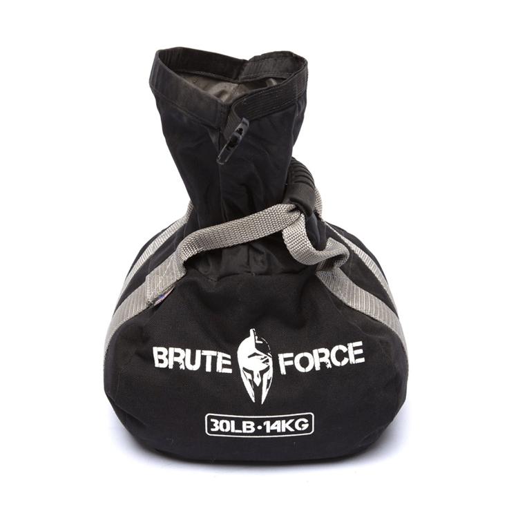 Adjustable Sand Kettlebells by Brute Force - opened