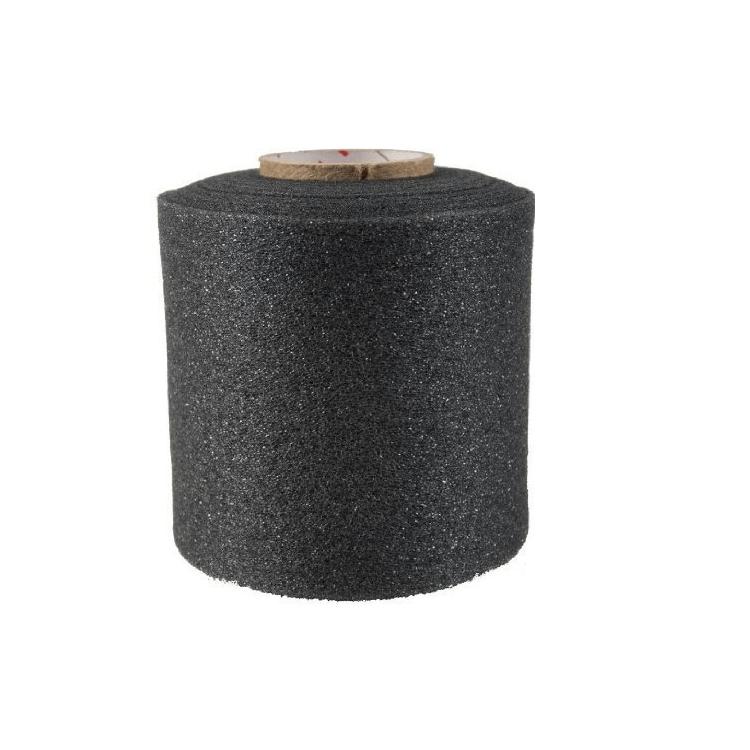 "Black - M-Wrap Pre Wrap - 2.75"" x 30 Yard, by Mueller"