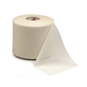 "Natural - M-Wrap Pre Wrap - 2.75"" x 30 Yard, by Mueller"
