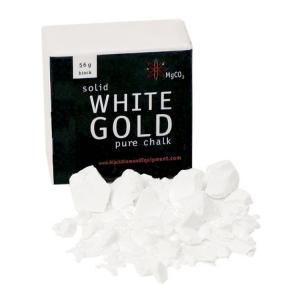 White Gold Pure Chalk, by Black Diamond - Chalk block 56g