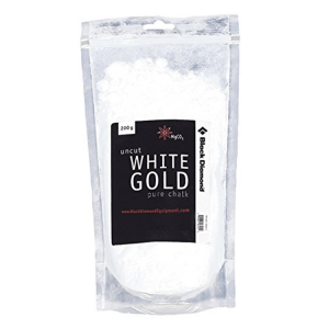 White Gold Pure Chalk, by Black Diamond - Loose chalk 200g