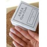 Ader Gym Chalk – applied to hand