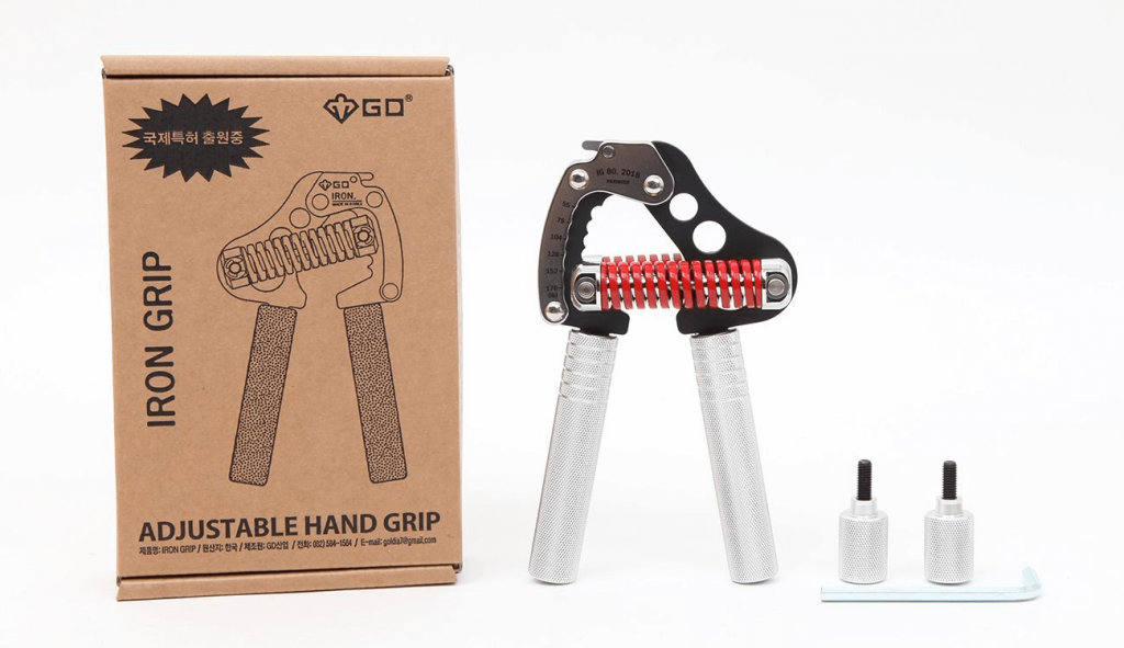 EXT 80 Adjustable gripper & handle extensions