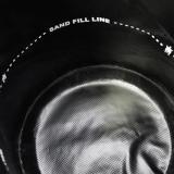 Meister Elite Sand Kettlebell – Sand fill line