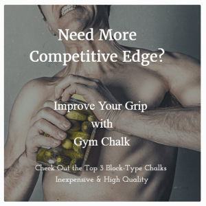 Top 3 Block-Type gym chalks