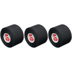 Cramer Athletic Tape, Black, 3x scrolls