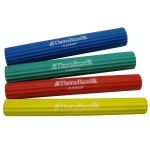 Flexbar Resistance Bars - Set of 4 resistance levels, by Thera-Band