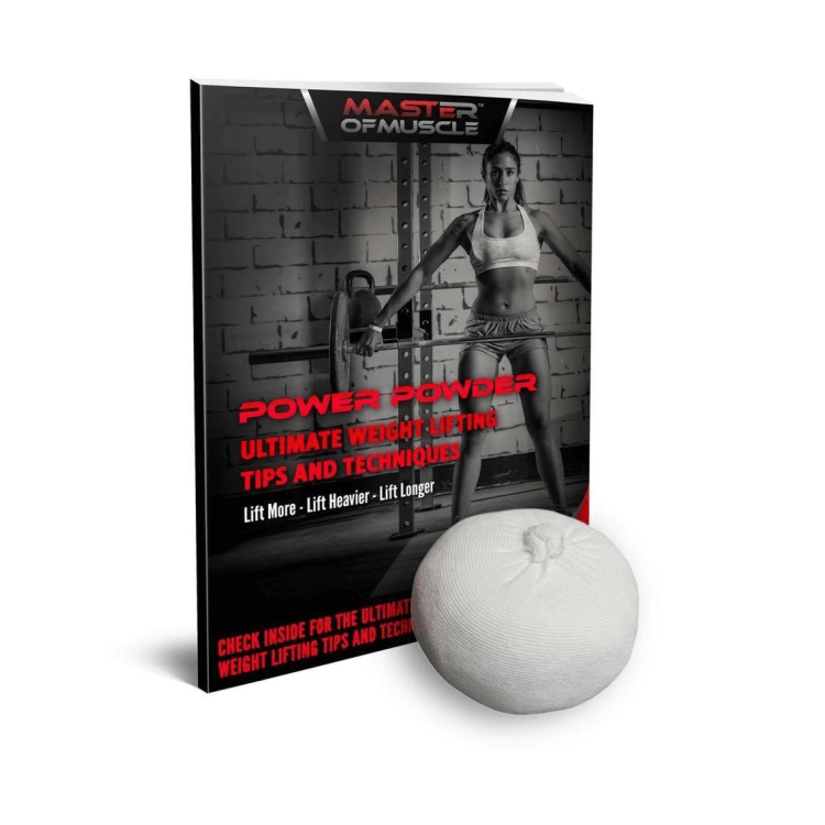 Free Ebook with weight lifting tips and techniques