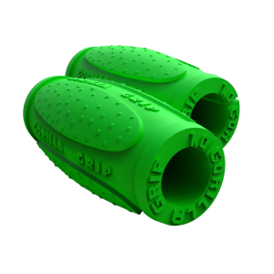 Gorilla Grips Version 1.0, green - Thick bar adaptors