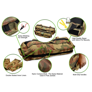 Guide to Heavy Duty Weighted Sandbags, by Garage Fit