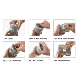How to use The Grip Twister – Adjustable wrist-roller exercise guide