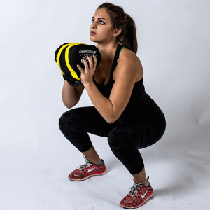 How to use yellow Adjustable Kettlebell by Pkb