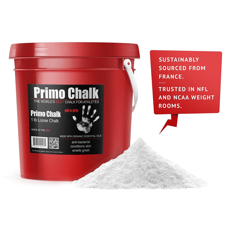 Loose chalk, 1 lbs, by Primo Chalk