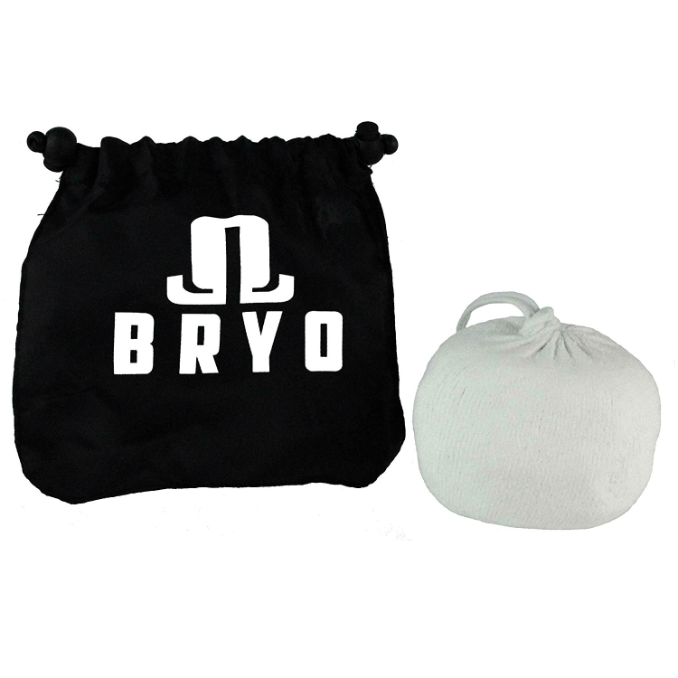 Refillable chalk ball & storage bag by Bryo