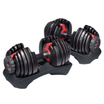 SelectTech 552 Adjustable Dumbbells, by BowFlex