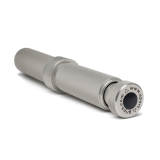 Sidewinder Revolution, silver – Adjustable wrist-roller