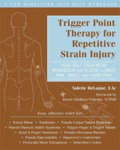 Trigger Point Therapy for Repetitive Strain Injury book