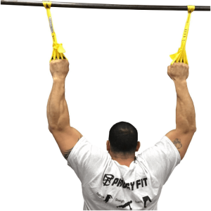 Use Talon Grip Finger Loops for pull ups