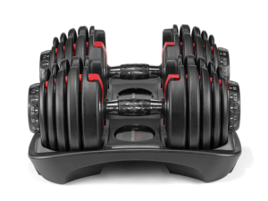 SelectTech 552 Review – Swiftest Dumbbells Ever?