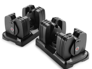 SelectTech 560 Review – Dumbbells That Can Count Reps?!