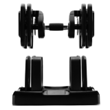 SelectTech 560 Adjustable Dumbbells replace up to 30 dumbbells