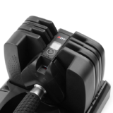 SelectTech 560 Adjustable Dumbbells have integrated Bluetooth connectivity