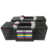 PowerBlock Elite 90 pounds adjustable dumbbells set