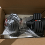 Unpacking ATIVAFIT adjustable dumbbell
