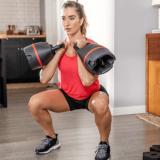 Squat with BowFlex Selectech Adjustable Kettlebell