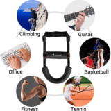 Sportneer Wrist Strengthener is great for office worker and athlete alike